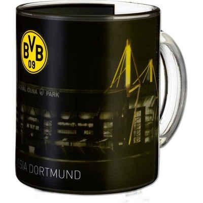 Borussia Dortmund Tasse »BVB-Zauberglas«