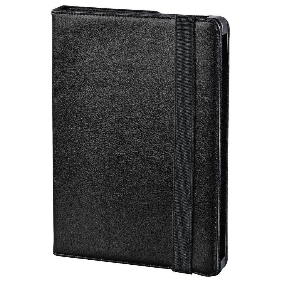 Hama Portfolio Stand, für Tablet-PCs bis zu 25,6 cm (10,1), Schwarz in Schwarz
