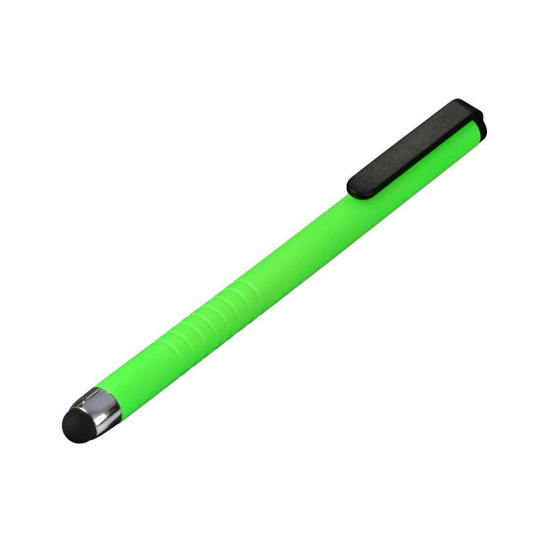 Hama Eingabestift Neon für Apple iPhone, Grün