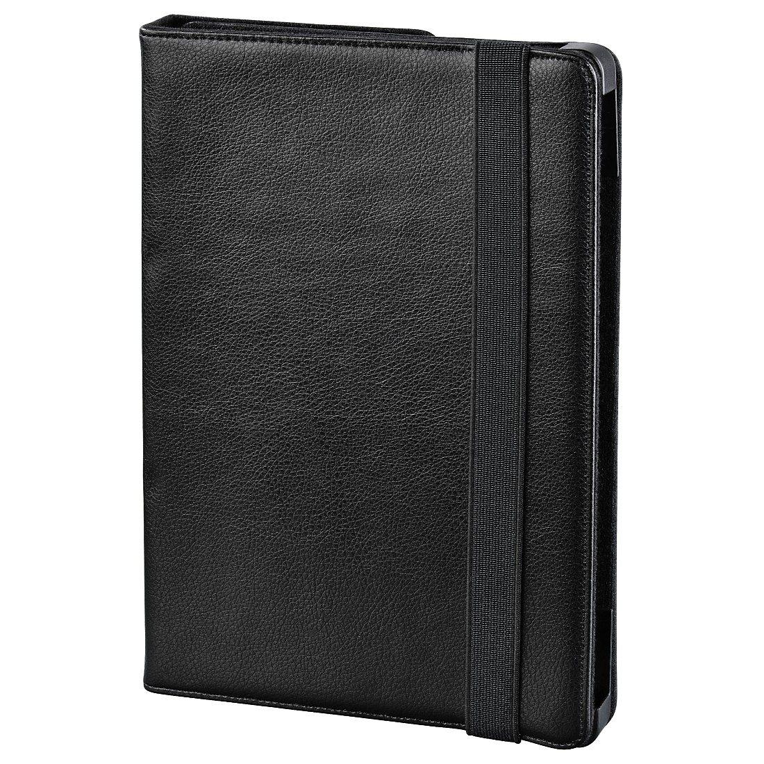 Hama Portfolio Stand, für Tablet-PCs bis 17,8 cm (7), Schwarz