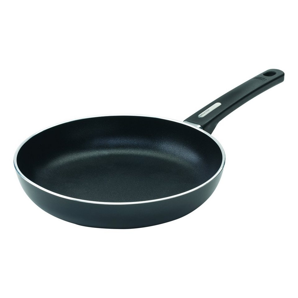 Kuhn Rikon Aluminium Bratpfanne »Easy Frying Pan« in Schwarz