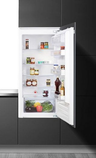 BAUKNECHT Einbaukühlschrank KSI 12VF2, 122 cm hoch, 54 cm breit