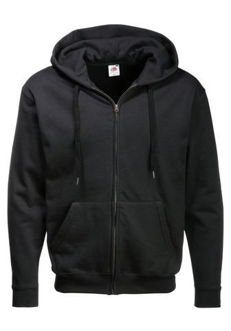 FRUIT OF THE LOOM Megztinis su gobtuvu