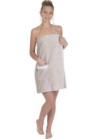 Wewo fashion Sarong »9589T« kuschelig švelnus