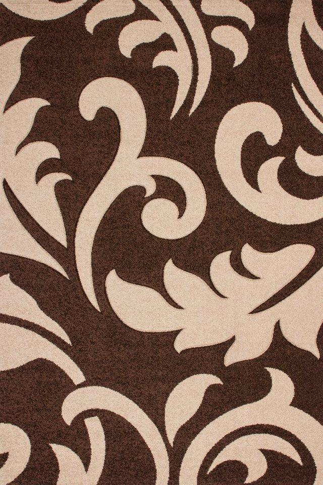 Teppich, Lalee, »Havanna 415«, handgearbeiteter