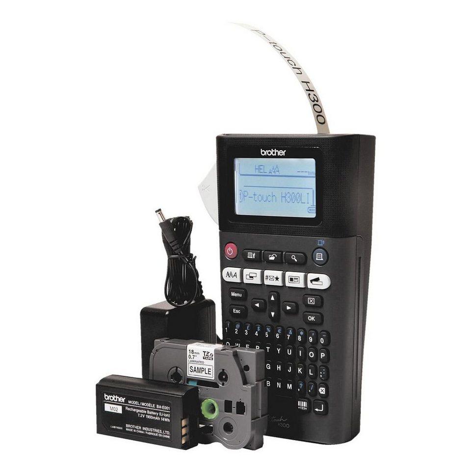 Brother Beschriftungsgerät »P-touch H300LI«