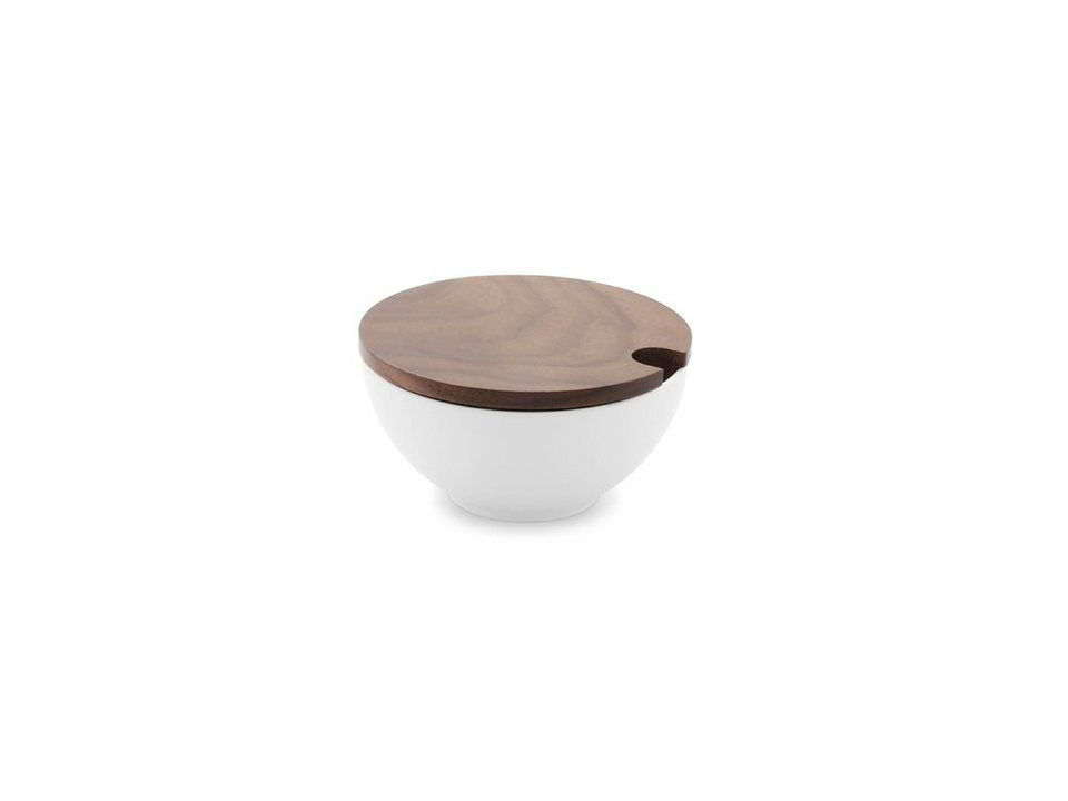 Friesland Zuckerdose »Chai, 10 cm« in weiß