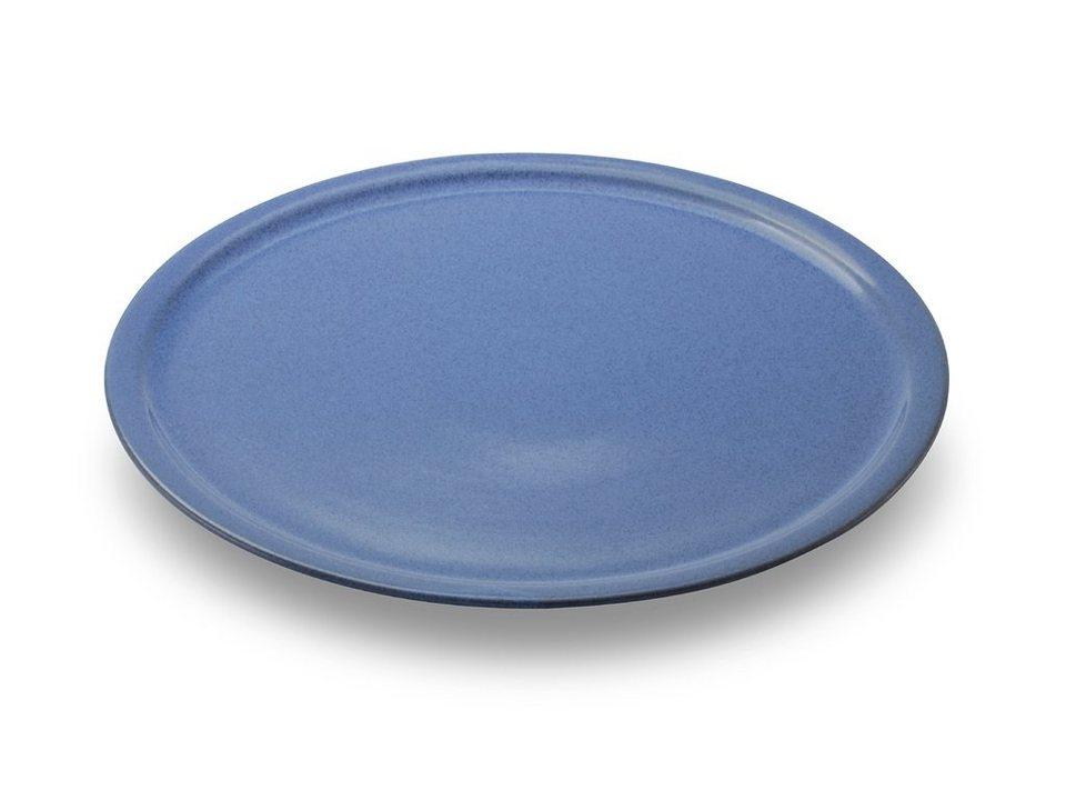 Friesland Tortenplatte »Ammerland, 32 cm« in blau