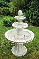 """Köhko Gartenbrunnen »KÖHKO® Wasserspiel """"Markleeberg"""" klassischer Etagenbrunnen Vogelbad 13010 Springbrunnen Gartenbrunnen«, Bild 2"""