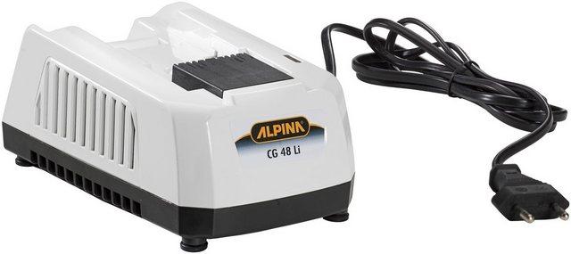 Alpina Akku-Ladegerät, Standard