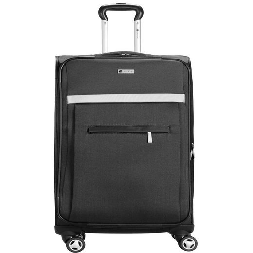 CHECK.IN® Cannes 4-Rollen Trolley 68cm