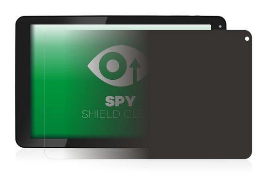 """upscreen Schutzfolie »für Hannspree HannsPad 10.1"""" 3G HD SN1AW72B«, Folie Schutzfolie Sichtschutz klar anti-spy"""