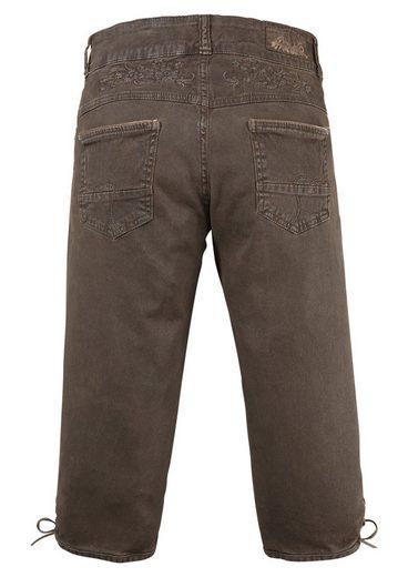 Hangowear Trachtenhose Damen 3/4-lang im 5-Pocket Style