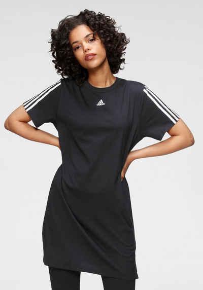 adidas Performance Shirtkleid »DOUBLEKNIT 3-STRIPES DRESS«