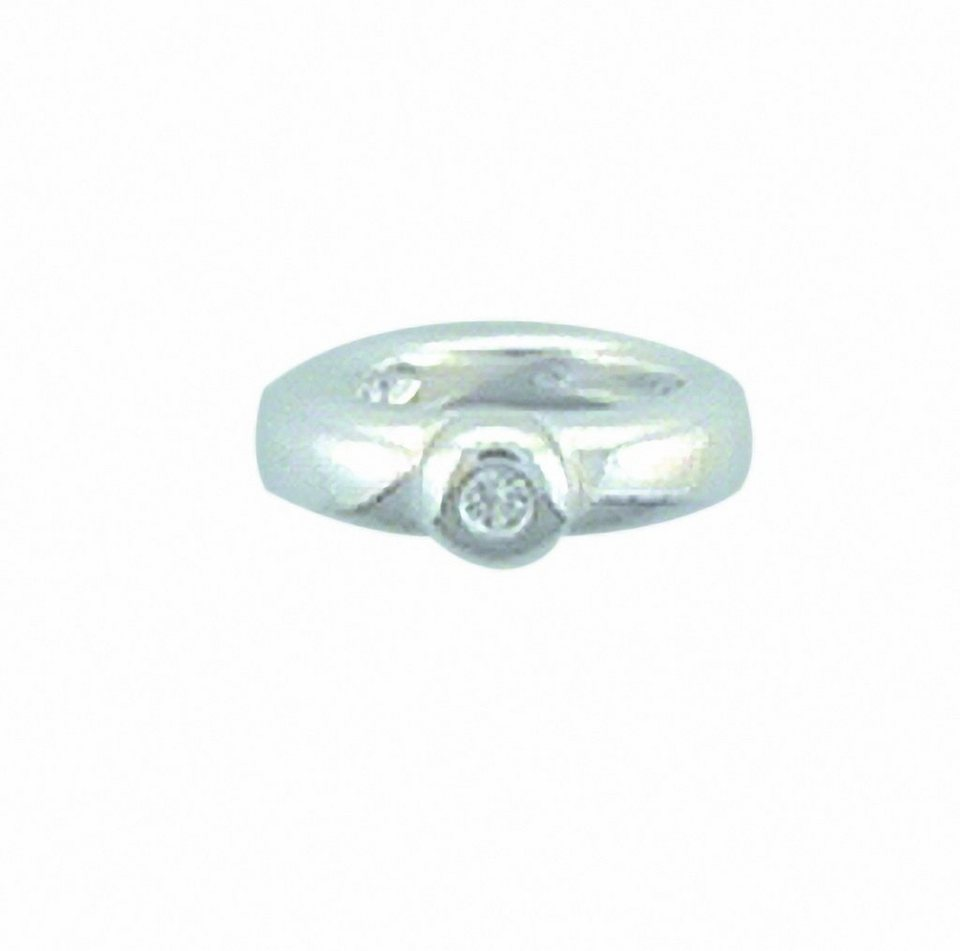 Klick Button 6600 Pink  Perle Blume Crystal passend 18mm Chunk Armband