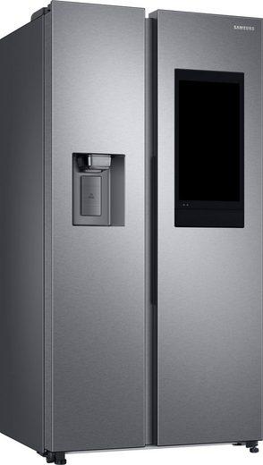 Samsung Side-by-Side RS6HA8891SL, 178 cm hoch, 91,2 cm breit