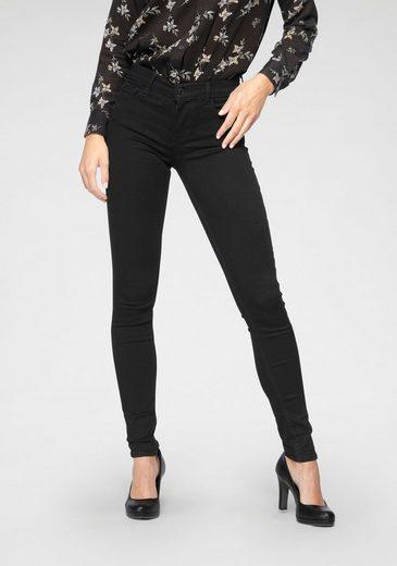 Levi's® Skinny-fit-Jeans »710 Super Skinny« mit etwas niedrigerer Leibhöhe