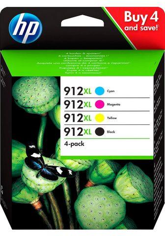 HP » 912XL Original juoda spalva Cyan Mag...