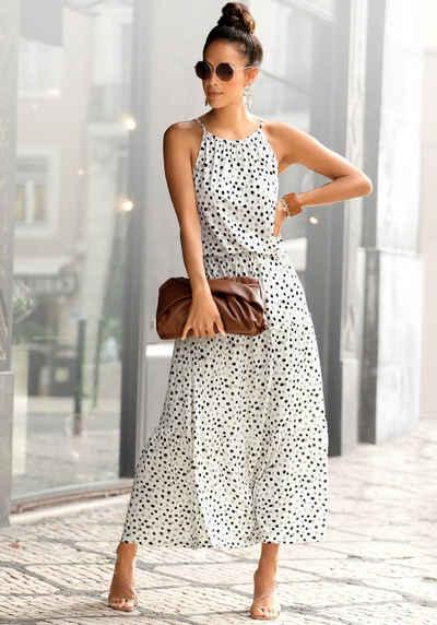 Ärmel mit weiße lang kleider Weiße Kleider