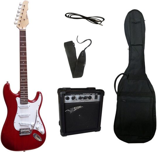 Gitarrenset »ready to go«
