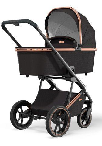 Moon Kombi-Kinderwagen »Style« su Einhandfa...