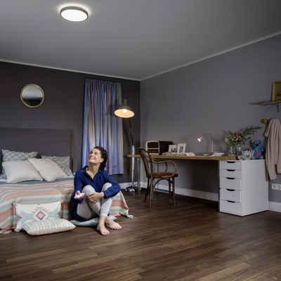 Ledvance LED Deckenleuchte »LED Wand- und Deckenleuchte Orbis 16W 1000lm«, Deckenlampe, Deckenbeleuchtung, Deckenlicht