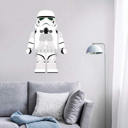 Wall-Art Wandtattoo »Spielfigur Sticker Storm Trooper« (1 Stück)