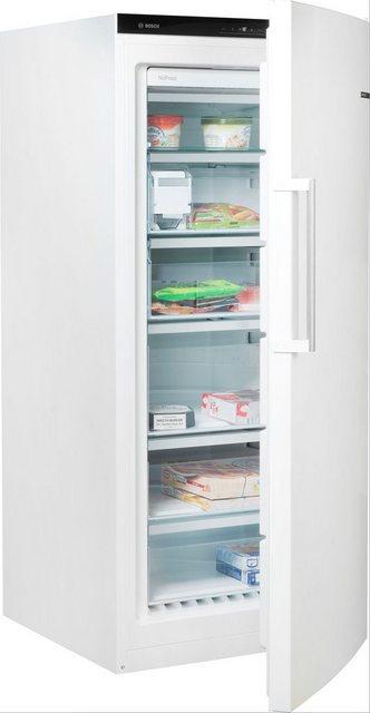 Küchengroßgeräte - BOSCH Gefrierschrank 6 GSN51AWDV, 161 cm hoch, 70 cm breit  - Onlineshop OTTO