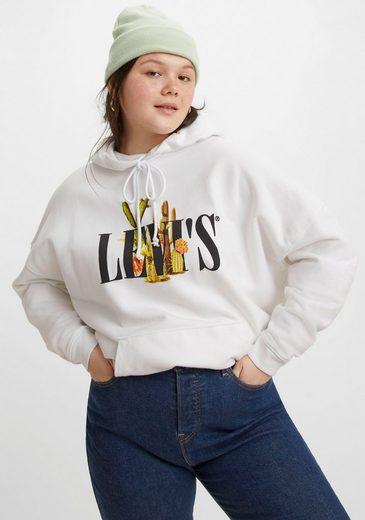 Großer Rabatt Levi's® Plus Kapuzensweatshirt »Graphic Hoodie«