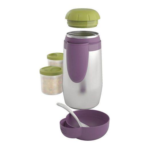 Chicco Isolierflasche »Thermobehälter Stay Warm für Babynahrung, Gr.2«