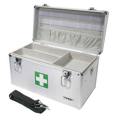 HMF Medizinschrank »14701-09« Erste Hilfe Koffer, Tragegriff, 40 x 22,5 x 20,5 cm