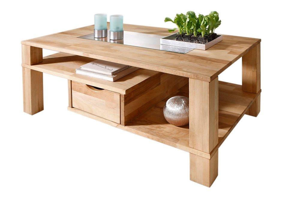 couchtisch home affaire fsc zertifiziertes massivholz online kaufen otto. Black Bedroom Furniture Sets. Home Design Ideas