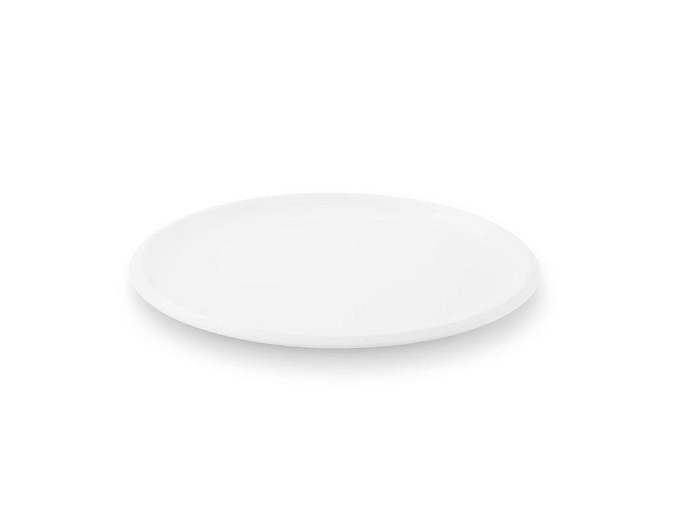 Friesland Speiseteller »Ecco, 27 cm, 4er Set« 4-tlg in weiß