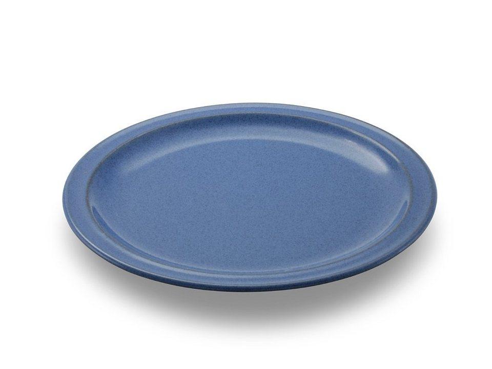 Friesland Speiseteller »Ammerland, 24 cm, 4er Set« 4-tlg in blau