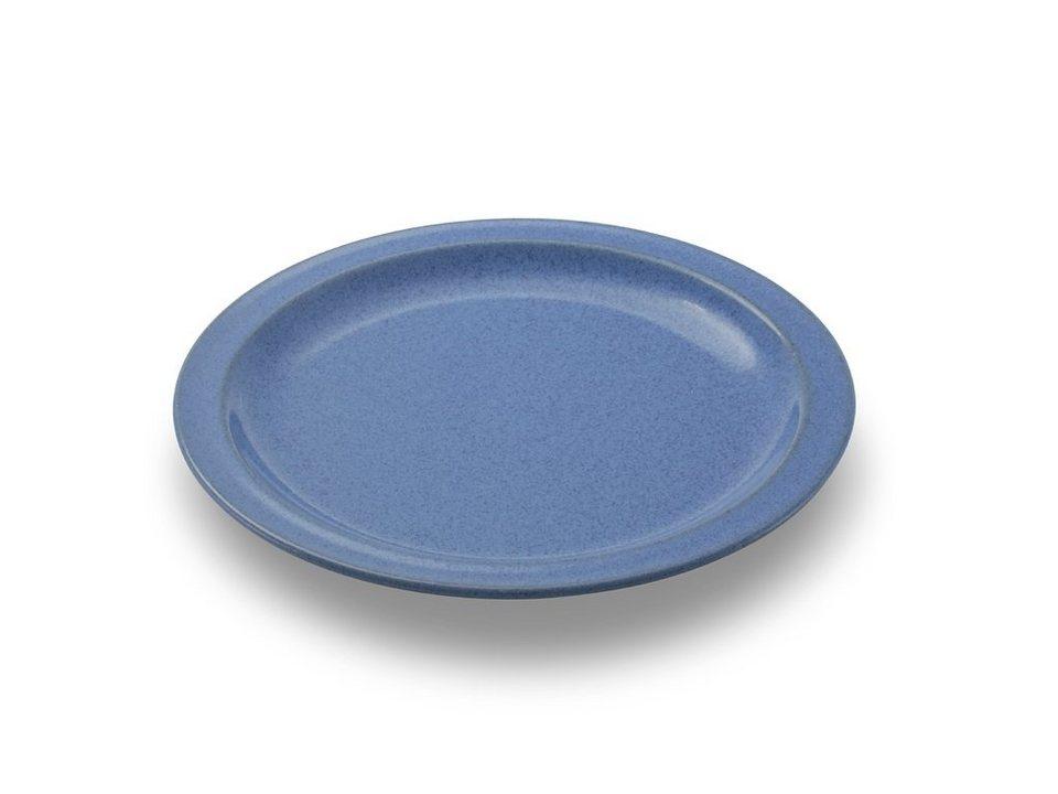 Friesland Fr?hst?cksteller »Ammerland, 20 cm, 4er Set« 4-tlg in blau