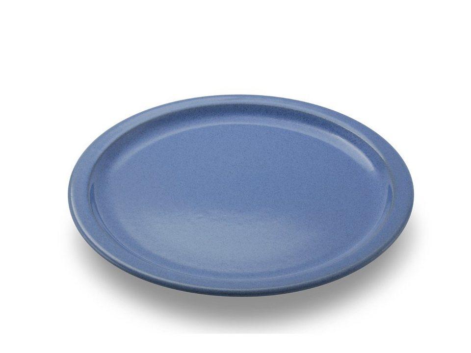 Friesland Speiseteller »Ammerland, 27 cm, 4er Set« 4-tlg in blau