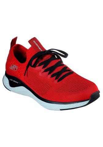 Skechers »Solar Fuse« Sneaker im matomas Materi...