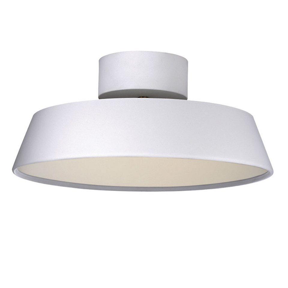 licht trend led deckenlampe 30 schwenkbar 30cm weiss online kaufen otto. Black Bedroom Furniture Sets. Home Design Ideas
