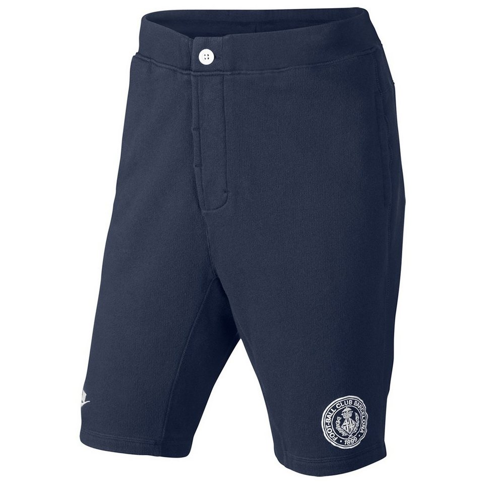 Nike Sportswear FC Barcelona Covert Venom Short Herren in blau