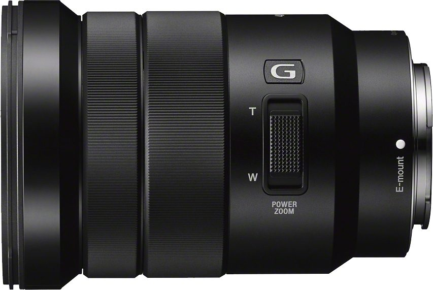 Sony SEL-P18105G E PZ 18 - 105 mm F4 G OSS Standardzoom Objektiv