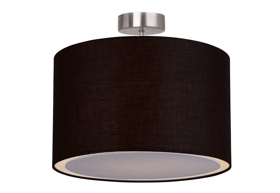 Deckenlampe, Brilliant Leuchten in schwarz