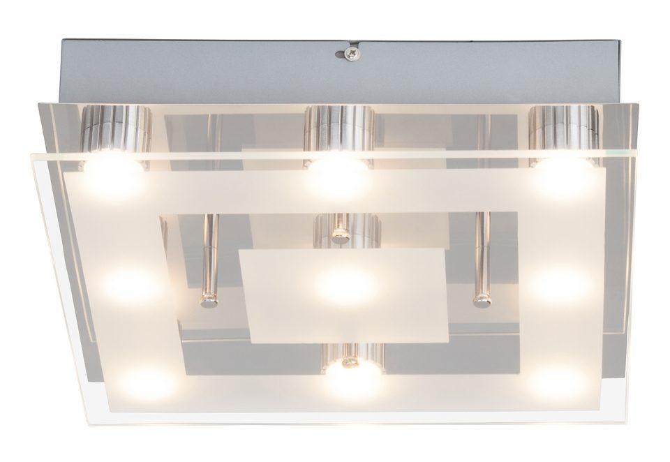 Brilliant Leuchten LED Deckenleuchte