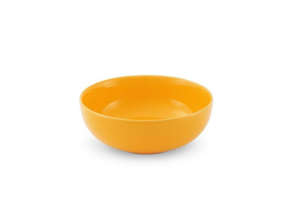 Friesland Müslischale »Happymix, 15 cm, 4er Set« 4-tlg in gelb