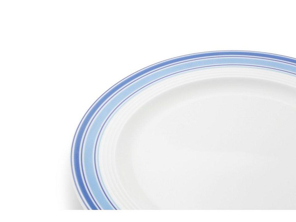 Friesland Speiseteller »Jeverland, 24 cm« in blau