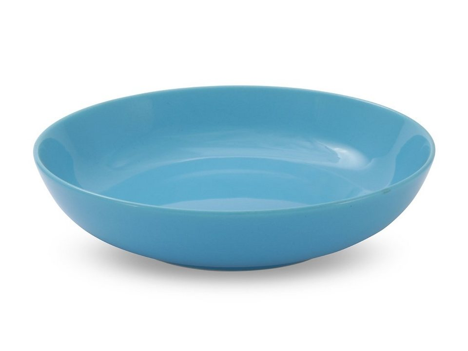 Friesland Suppenteller »Happymix, 20 cm« in blau