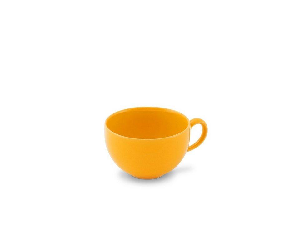 Friesland Obertasse »Happymix, 0,24l, 4er Set« 4-tlg in gelb