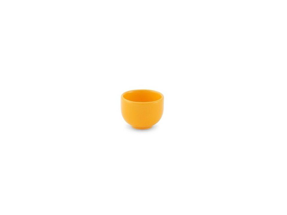 Friesland Eierbecher »Happymix, H 4 cm« in gelb