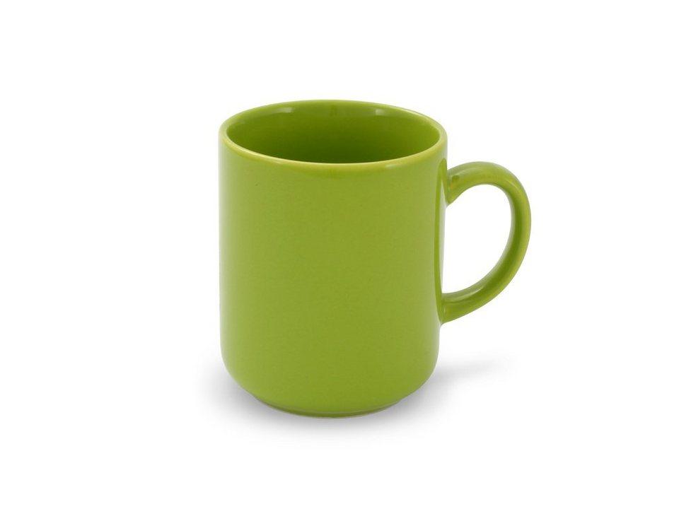 Friesland Becher »Happymix, 0,25l, 4er Set« 4-tlg in grün