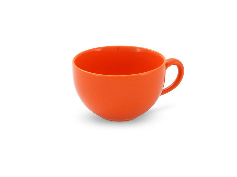 Friesland Obertasse »Happymix, 0,24l« in orange