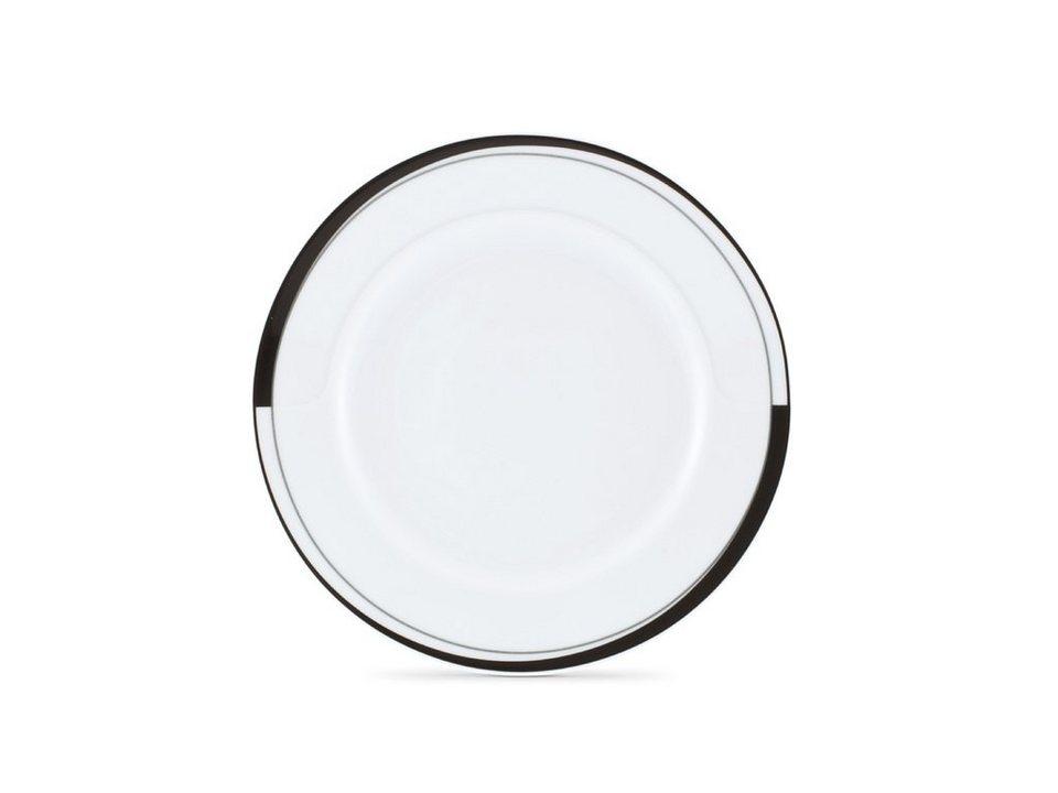 Friesland Frühstücksteller »La-Belle, 22 cm, 4er Set« 4-tlg in schwarz